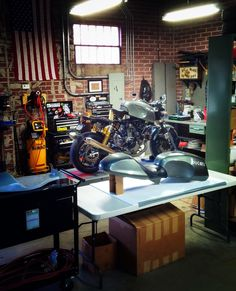 Mercenary: Workshop #DucatiWorkshop #Mercenary #MercenaryGarage
