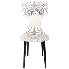 Chair by Piero Fornasetti