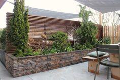 Miami en Toscane... - Eigen Huis en Tuin Pergola Designs, Pergola Kits, Love Garden, Home And Garden, Side Yard Landscaping, Planter Beds, Cheap Pergola, Outdoor Living, Outdoor Decor