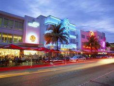 Miami Beach Art-deco-district