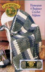 6 Beginner Crochet Afghans