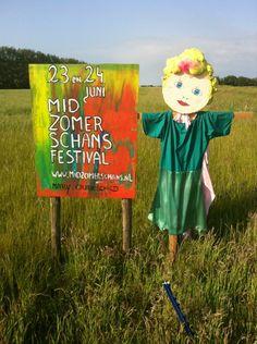 Dit weekend Midzomer Schans Festival