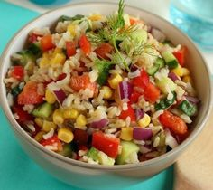 Rabbit Food, Fruit Salad, Potato Salad, Food And Drink, Health Fitness, Healthy Recipes, Healthy Food, Menu, Vegan