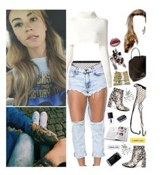 """""""Get up off your knees, girl stand face to face with your God and find out what you want. Hello my name is human."""" by ddoylee ❤ liked on Polyvore featuring art"""