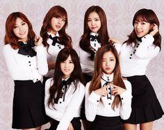 "blindkpop | hqkpopgirls: [HQ] A-PINK ""Mr. Chu"" Japanese..."