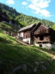 Salecchio Inferiore 1320 m -Piedimont Italy