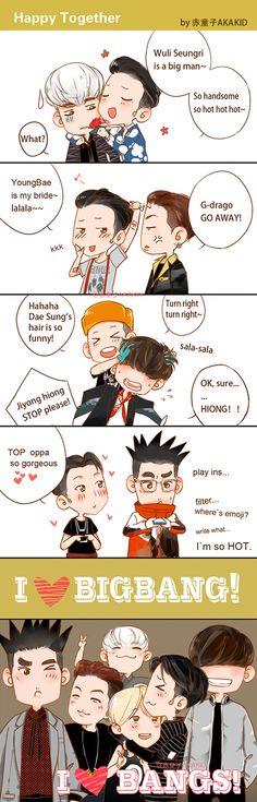BIGBANG #Fanart