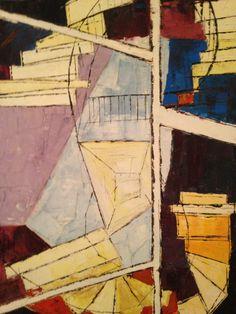 Werkman Museum, Abstract, Artwork, Painting, Summary, Work Of Art, Auguste Rodin Artwork, Painting Art, Artworks