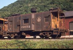 RailPictures.Net Photo: B C-2452 Baltimore & Ohio (B) None at Rowlesburg, West Virginia by Extra 127 South