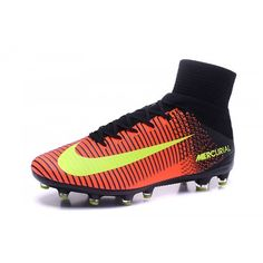 more photos f5c3e ee4b9 Buy Buy Nike Mercurial Superfly V AG-Pro Orange Peach Football  Boots.Discount Nike Mercurial Football Boots Online For Sale.