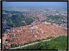 La 23 februarie 1271 avea loc prima mentiune documentara a orasului Brașov - » Glasul Românilor de Pretutindeni
