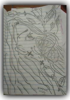 Desenho do capítulo 11 do Diário da Lady: http://ladyblackraven.blogspot.com.br/2014/08/capitulo-11-nem-toda-flor-tem-espinho.html