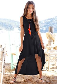 High Low Dress