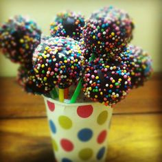 My cake pops