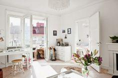 36m² tiny apartment