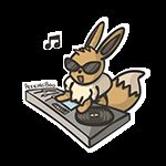 It's the eeveelution scratch table battle. Which evolution do you think would have the best sound & take home place? Please Leave your answer in the comment Pokemon Gif, Pokemon Comics, Pokemon Funny, Pokemon Eeveelutions, Eevee Evolutions, I Love You Animation, Ps I Love, Manga, Pikachu