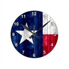 =>Sale on          	Wooden Texan Flag Round Wallclocks           	Wooden Texan Flag Round Wallclocks in each seller & make purchase online for cheap. Choose the best price and best promotion as you thing Secure Checkout you can trust Buy bestThis Deals          	Wooden Texan Flag Round Wallclo...Cleck Hot Deals >>> http://www.zazzle.com/wooden_texan_flag_round_wallclocks-256985591930373561?rf=238627982471231924&zbar=1&tc=terrest