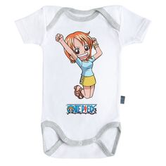 Baby Geek Chopper One Piece /™ Body B/éb/é Manches Courtes Parent Licence Officielle