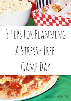 5 Tips For PlanningA Stress- Free Game Day #maketherightcall #cg #ad @digiorno