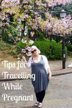 Tips for Travelling While Pregnant
