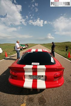 Watch this red Dodge Viper and many other amazing cars in the Sandhills Open Road Challenge on Hot Rod TV, Monday April 30th at 8PM Central.