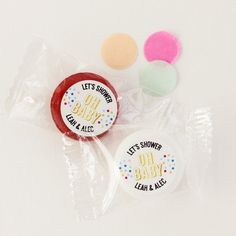 Personalized Oh Baby Life Savers