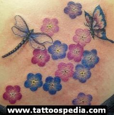 Dragonfly Tattoo 3 - http://tattoospedia.com/dragonfly-tattoo-3/