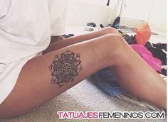 luna mandala tatuaje - Buscar con Google