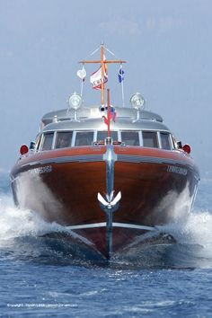Hacker Craft. Thunderbird. There is lots to be said about the THUNDERBIRD, which is a 55 foot express speedboat designed by John Hacker and built by Huckins in 1939 for Captain George Whittell, a reclusive millionaire who owned most of Tahoe's east shore at the time.