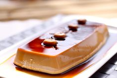 Panna Cotta de caramelos tipo Werther's Original TMX. Cold Desserts, Flan, Toffee, Allrecipes, Sweet Recipes, Panna Cotta, Food And Drink, Pudding, Cooking