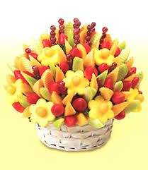 Looking for fruit basket delivery near you? Look no further than Edible Arrangements for delicious fresh fruit baskets for every occasion. Edible Fruit Arrangements, Edible Centerpieces, Edible Bouquets, Wedding Centerpieces, Fruit Gifts, Edible Gifts, Fruit And Veg, Fresh Fruit, Fruit Cake Watermelon