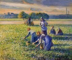 Camille Pissarro Paintings 1