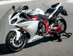 Yamaha-R1. a beautiful screaming machine on two wheels.