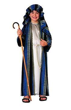 Exceptional Amazon.com: Rubieu0027s Costume Shepherd Child Costume, Large: Toys U0026 Games