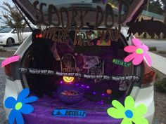 Scooby Doo Trunk or Treat