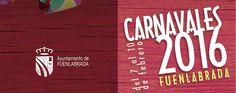 Carnavales 2016 en Fuenlabrada