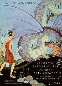 De la mano del joven estudiante Eustace Bright, un grupo de niños se inicia en la mitología griega en una serie de veladas y excursiones que se suceden a lo largo de las distintas estaciones del año. http://www.lecturalia.com/libro/83305/el-libro-de-las-maravillas-cuentos-de-tanglewood http://rabel.jcyl.es/cgi-bin/abnetopac?SUBC=BPSO&ACC=DOSEARCH&xsqf99=1725070+