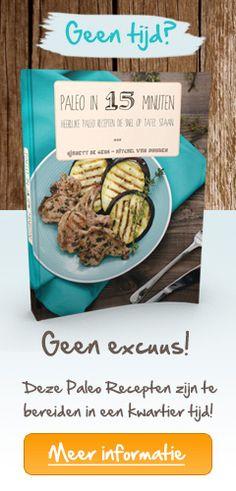 Paleo Recepten.nl - Pagina 4 van 7 - Inspiratie voor nieuwe Paleo Recepten