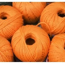 Color Naranja - Orange!!! Orange Yarn