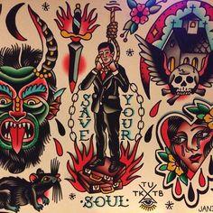 How Much Does Small Tattoo Removal Cost Rockabilly Artwork, Satanic Tattoos, Tattoo Website, Tattoo Removal Cost, Traditional Tattoo Flash, Traditional Dagger Tattoo, Dibujos Tattoo, Japanese Tattoo Symbols, Old School Tattoo Designs