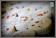 Macanese almond cookies