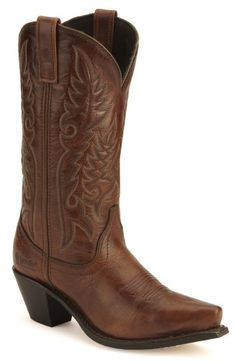 Laredo High Heel Cowgirl Boots available at #Sheplers