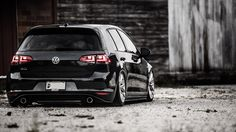Volkswagen Golf (MK7) Air Ride | Air Lift Performance - Performance Air Suspension