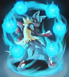 Lucario in pokken hype! Cool Pokemon Wallpapers, Cute Pokemon Wallpaper, Pikachu Art, Pokemon Fan Art, Naruto Kakashi, Naruto Funny, Lucario Pokemon, Fantasy Beasts, Anthro Furry
