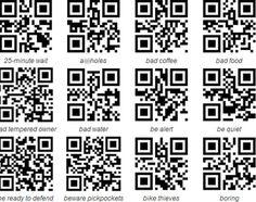 QR Hobo Codes: Secret-Symbol Stencils for Digital Nomads Hobo Symbols, Alphabet Symbols, Sign Language Phrases, Sign Language Interpreter, Hobo Code, Hobo Signs, Learn Asl Online, Cell Phones For Sale, The More You Know