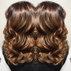 Bye, Bye Balayage, Tiger Eye Hair Is The New Colour We're Lusting After