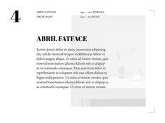 [4 different google font combinations]// Oswald - Lora// Monteserrat - Muli// Stencil - Cutive Mono// Abril Fatface - Droid Sans(2016)