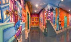 ... designs for childrens ministry room   Jason Hulfish - Design Studio