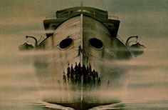 Paranormal Ghost Ships