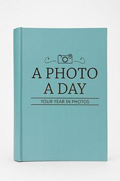 Just ordered this from UO :] Excited to get started in the new year! Thinking that it will help me appreciate each day in a new way.